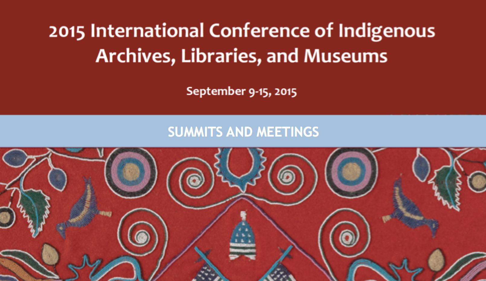 2015 Atalm Nanh Meeting The Sustainable Heritage Network